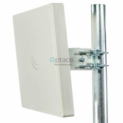 Mikrotik QRT 5 | 5GHz AP/Backbone/CPE, Gigabit Ethernet Flat Panel Antenna