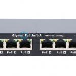 Extralink Gigabit Switch 8-Port 24V PoE 60W