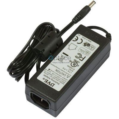 Mikrotik (24HPOW) High Power 24V, 1.6A Power Supply w/ Power Plug