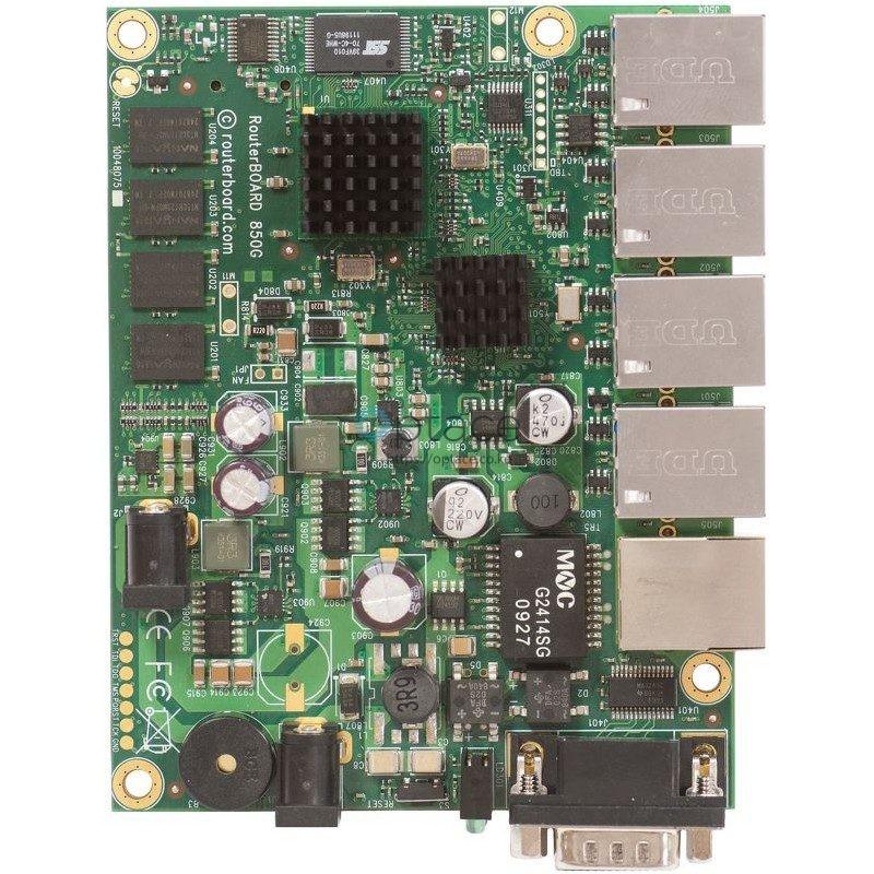 Mikrotik RouterBOARD RB850Gx2
