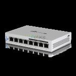 Ubiquiti UniFi Switch 8 60W – Fully Managed 802.3af PoE Gigabit Switch