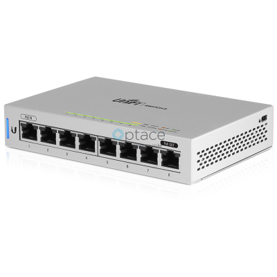 Ubiquiti Unifi Switch 8 (US-8) | Fully Managed Gigabit Switch