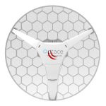 MikroTik LHG HP5 | High Power 24.5dBi 5GHz CPE/Point-to-Point Integrated Antenna