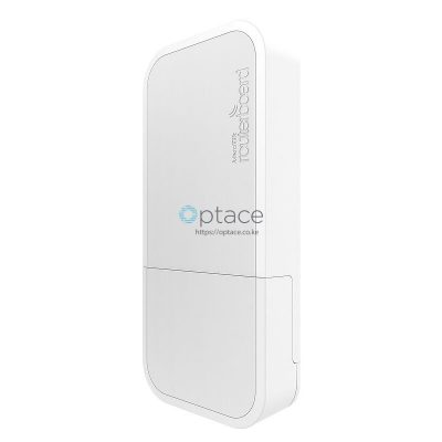 MikroTik wAP ac | Dual-band 2.4/5GHz Weatherproof Wireless Access Point