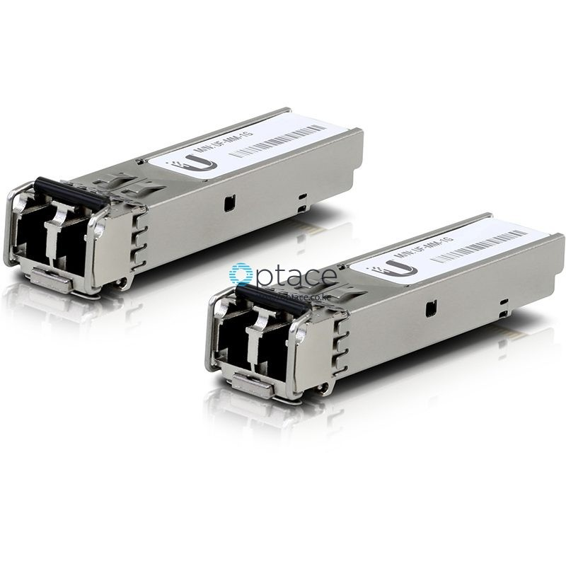 Ubiquiti Networks Ufiber Multimode SFP Module (UF-MM-1G)