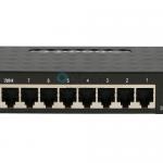 Extralink Enyo 8-Port Gigabit Desktop Switch