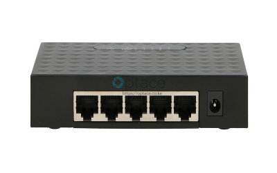 Extralink Eon 5-Port Gigabit Desktop Switch