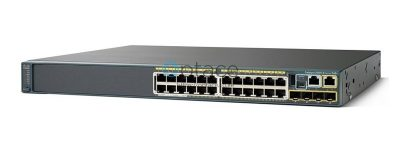 Cisco Catalyst WS-C2960X-24TS-L Switch
