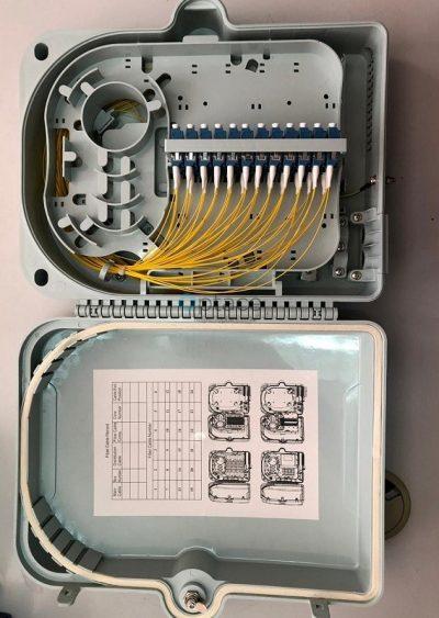 Fiber Access Terminal - FAT-48C