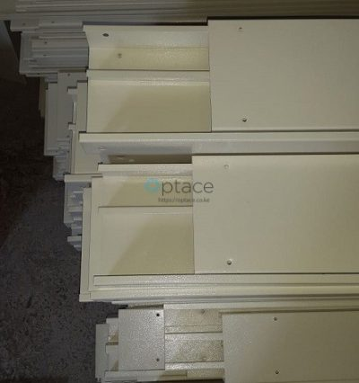 Metal Cable Trunking 50mm 25mm