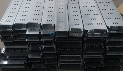 Cable Tray - 400mmx50mmx2440mm