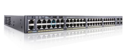 Cisco Catalyst 2960X-48FPS-L Switch