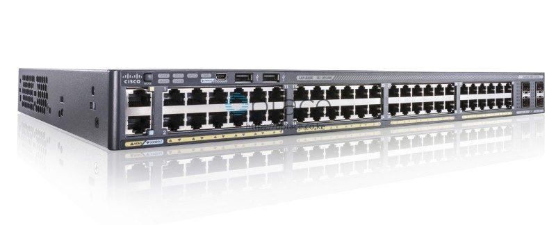 Cisco Catalyst 2960X-48FPS-L Switch