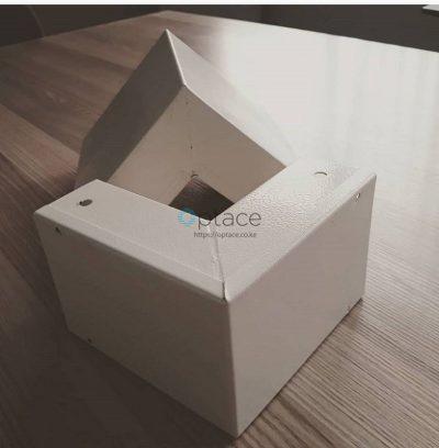 Inner & Outer Corner Trunking Bends - 200mm
