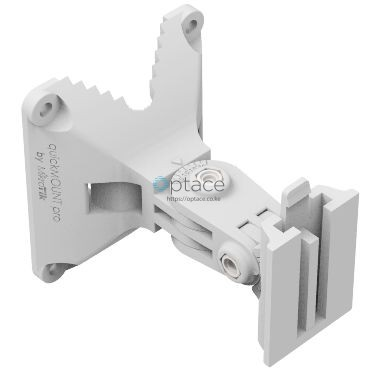 MikroTik quickMOUNT Pro | Wall Mount Adapter for Small PtP/Sector Antennas 1