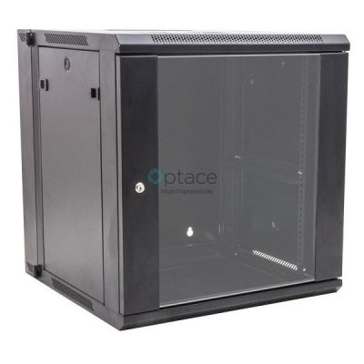 12U Wall Mount Cabinet - 450mmx600mm