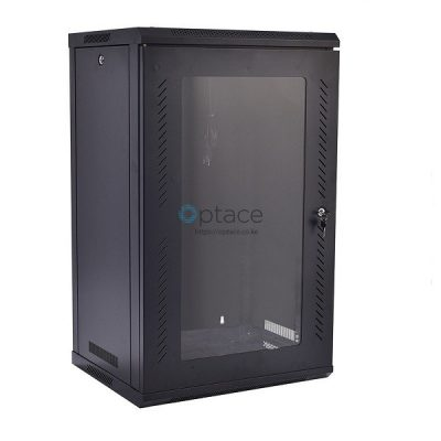 15U Wall Mount Cabinet - 450mmx600mm