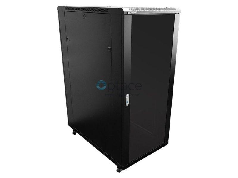 27U Free Standing Cabinet - 600mmx1000mm