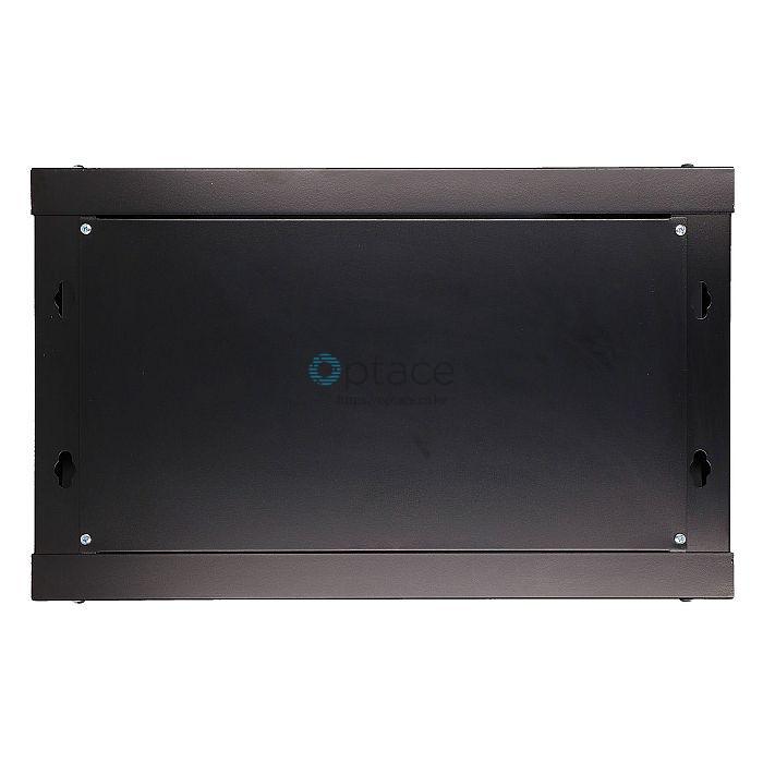 Extralink 6U Wall-Mounted Rackmount Cabinet | 600X600, Black
