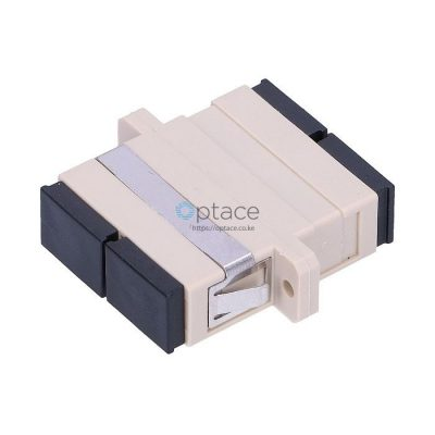 Extralink Fiber Adapter SC/UPC, Multimode, Duplex