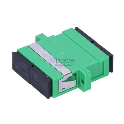 Extralink Fiber Adapter SC/APC, Singlemode, Duplex