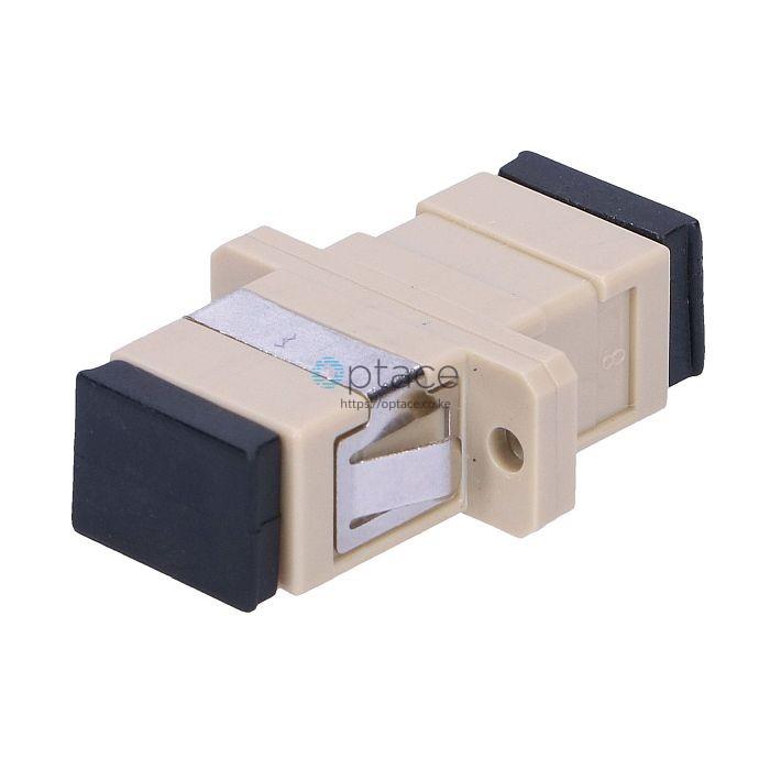 Extralink Fiber Adapter SC/UPC, Multi-Mode, Simplex