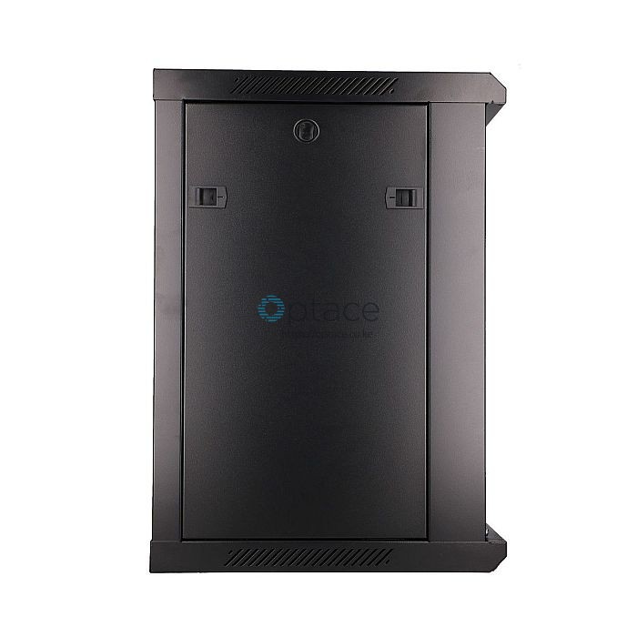 Extralink 12U Wall-Mounted Rackmount Cabinet | 600X600, Black