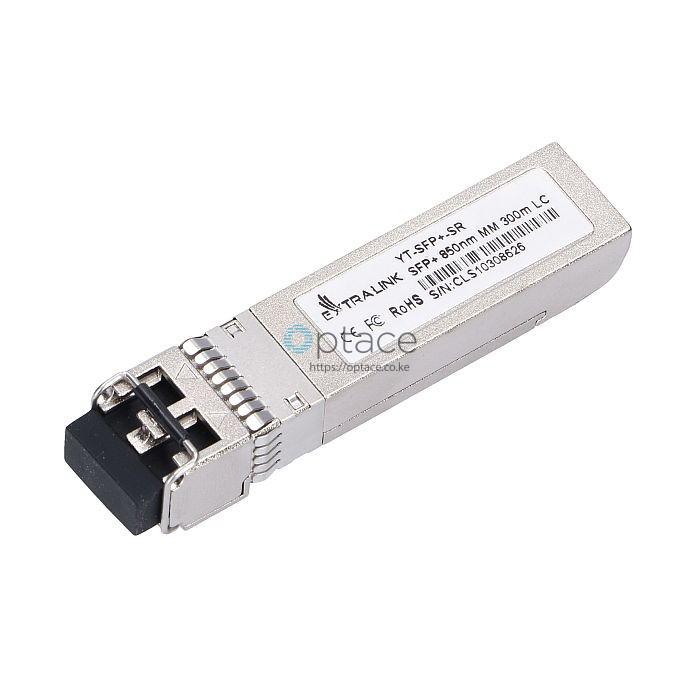 Extralink SFP Module Multimode, 10G, 300m, (EX10G300M850LC)