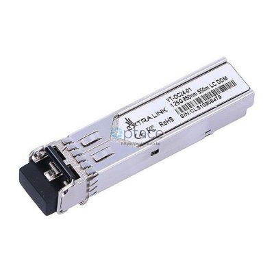 Extralink SFP Module Multimode, 1G, 550m, (Extralink SFP Module Multimode, 1G, 550m, (EX1G550M850LC))