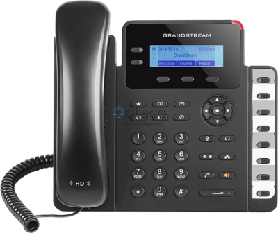 Grandstream 2 Line Desk IP Phone (Gigabit)