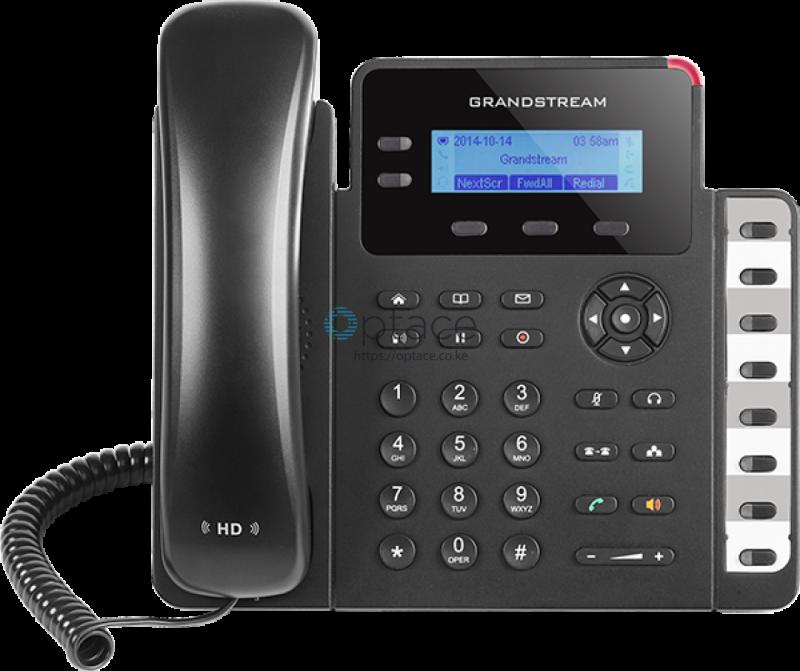 Grandstream 2 Line Desk IP Phone (Gigabit)