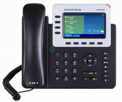 Grandstream 4 line Desk IP Phone (GS-GXP2140)
