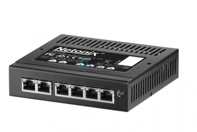 Netonix WS-6-MINI Carrier Grade POE Switch