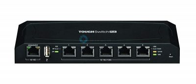 Ubiquiti TOUGHSwitch PoE - 5 Ports