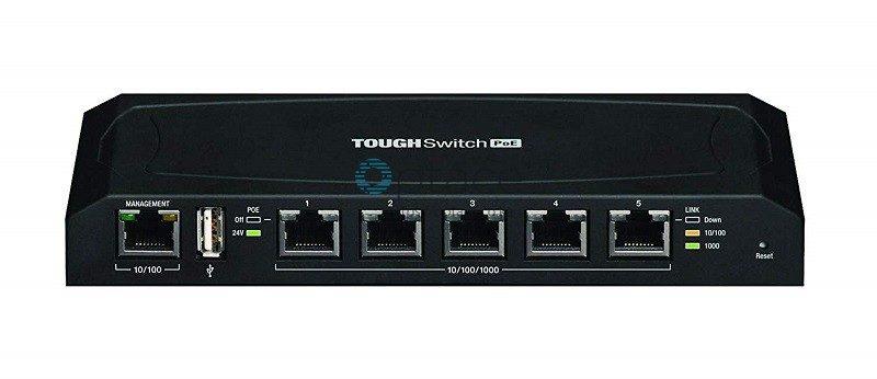 Ubiquiti TOUGHSwitch PoE - 5 Ports