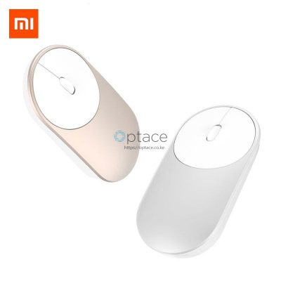 Mi Portable Mouse - Silver - Gold