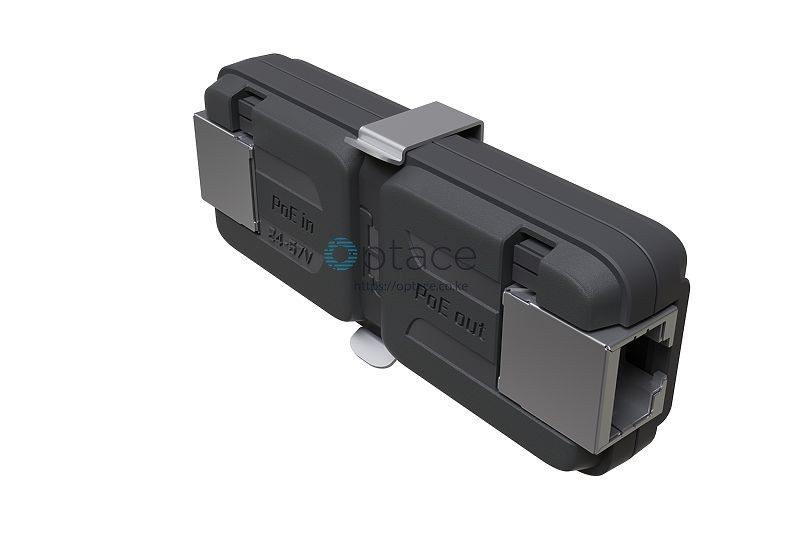 MikroTik Gigabit Passive Ethernet Repeater (GPeR)