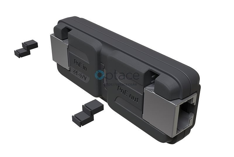 MikroTik Gigabit Passive Ethernet Repeater (GPeR) 4
