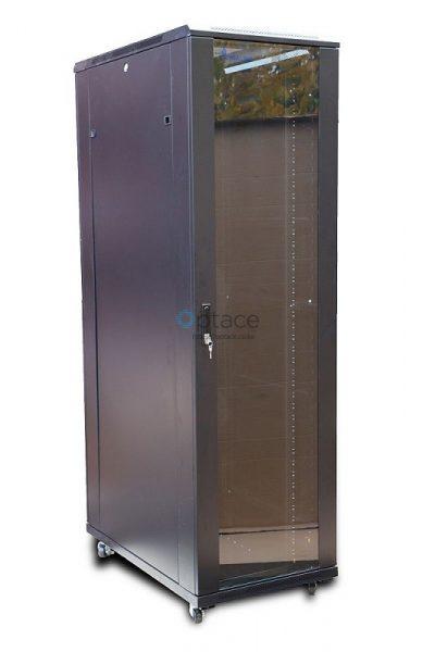 Extralink 42U Free Standing Rackmount Cabinet | 600X1000, Black