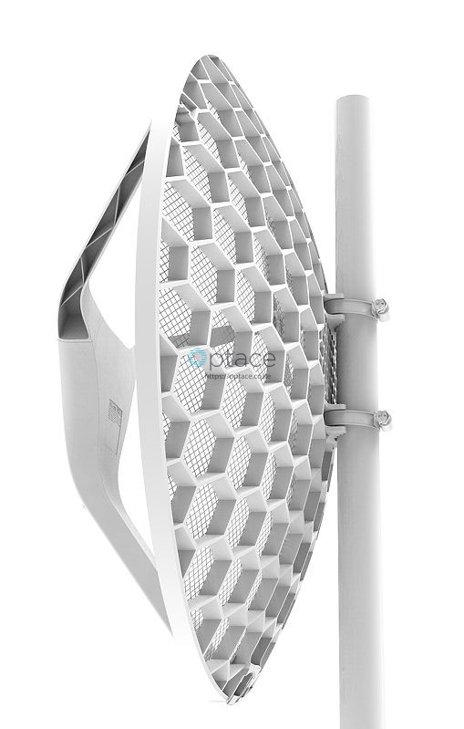 MikroTik LHG XL 5 AC Dual chain Long Range 27dBi 5GHz CPE/Point-to-Point Integrated AC Antenna