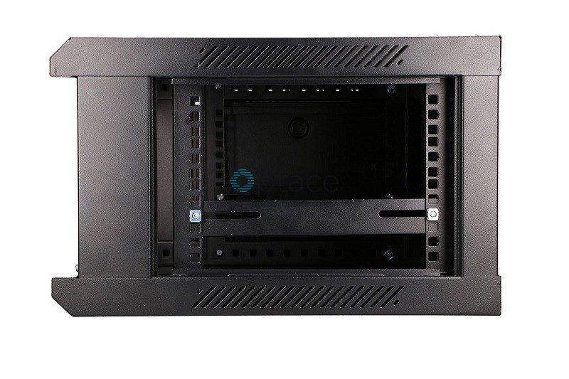 Extralink 4U Wall Mounted Rackmount Cabinet | 600X450, Black
