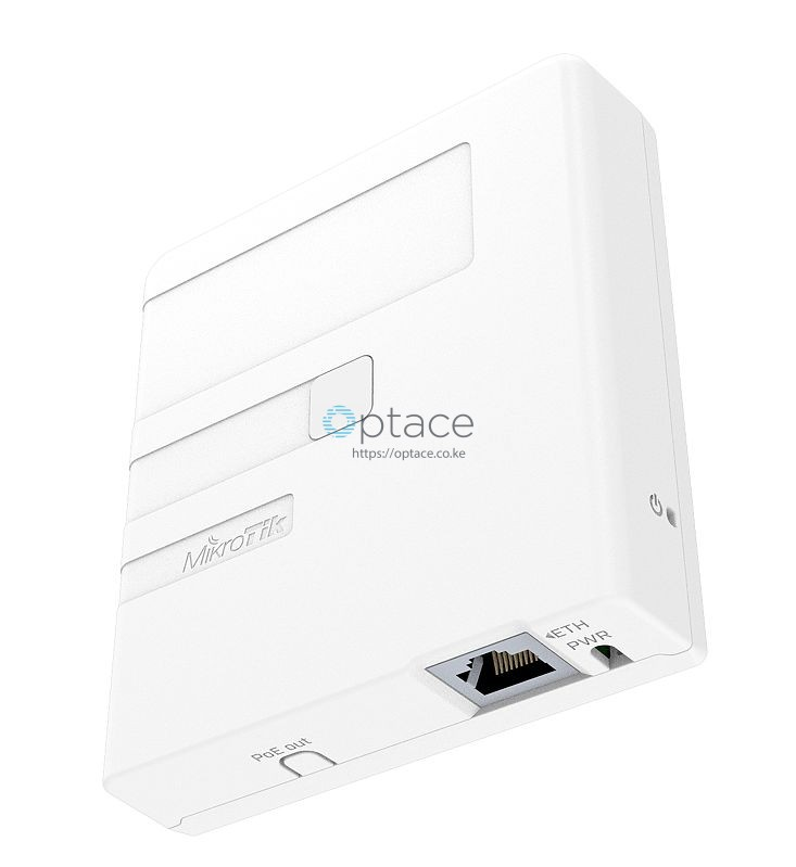 MikroTik GPEN11 | Wall-Mount Gigabit Passive Ethernet Network Power Injector