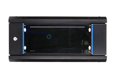 Extralink 6U Wall Mounted Rackmount Cabinet | 600X450, Black