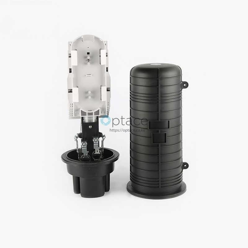 Dome Fiber Optic Splice Closure | 12 Core