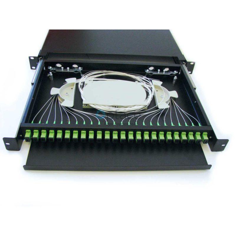 24 Core SC-APC Optical Distribution Frame (ODF)