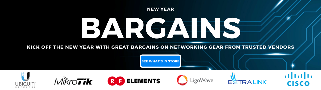 New Year Bargains