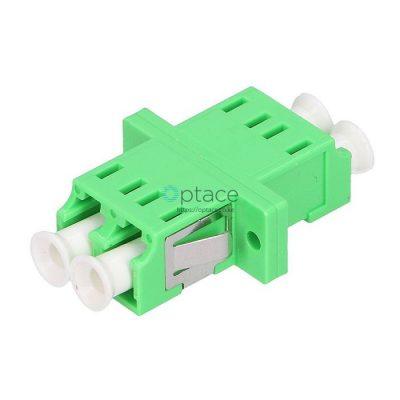 LC-APC SingleMode Duplex Adapters