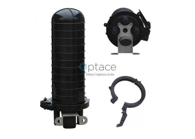 Dome Fiber Optic Splice Closure | 24 Core