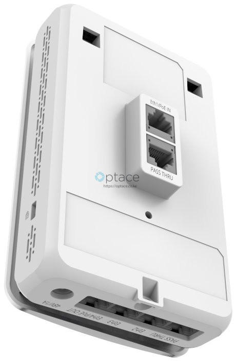 cnPilot e430H Indoor 802.11ac Wave 2 Wall Plate