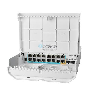 MikroTik netPower 15FR (CRS318-1Fi-15Fr-2S-OUT)